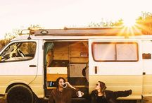 Me, Lec and a Van!