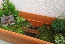 Balcony Garden / When you cannot afford a real size garden :)