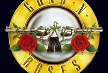 Hard Rock Bands - Guns N´ Roses