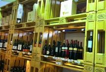 voyage en Italie / Quelques bouteilles de vins et spiritueux aperçus (et dégustés!) en Mai 2013 à Rome.