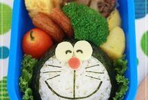Anime Lunch Box Bento Kyaraben