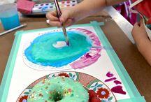 Workshops for children - Tvorivé dielne pre deti