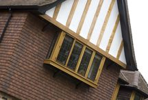 Casement Windows / Our flush faced timber Casement Window provides outstanding performance with a range of styles. Our Conservation™ Casement Windows can be tailored to suit a multitude of styles from small pane Georgian, leaded Arts and Craft to minimalistic Contemporary.