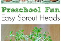 Spring preschool activities