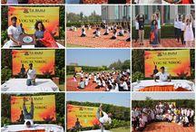 "Special Yoga Session on ""Yog Se Nirog"" @ GLBIMR"