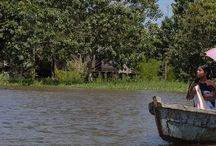 My photoproject in the Colombian Amazon.