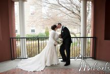 Marla and Alex - 12/13/14 / Their wedding at Pen Ryn Mansion was stunning and the Bride took alot of her time and effort and much of her decor was handmade, Great DIY ideas.