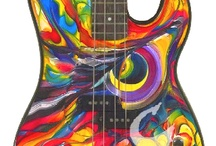 My Kinda Instrument / Bass Guitar / by Morgan Cuellar