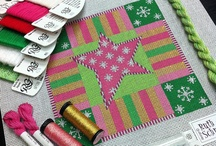 Stitch Away! / All things Needlepoint. / by Courtney Dunlap