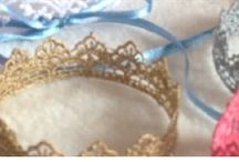 Lace Crowns Photography Props Newborn / Lace crowns Newborn Children Photo props Baby shower  Gift Australia