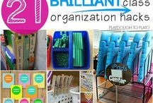 Teachers get organised! / Teachers get organised. Some ideas to help organise your classroom or community!