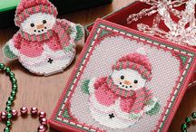 Cross Stitch-Holiday