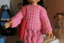 Doll's knit and crochet