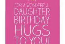 Fijne Verjaardag Dochter