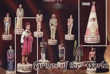Chess Sets / Various themes available at: ExoticTreaasuresGiftStore.com,