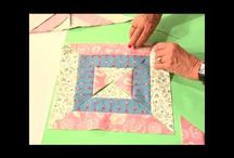 Quilting Video Instructions / by Sherry K