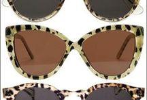 Sunglasses / Women's and men's sunglasses.