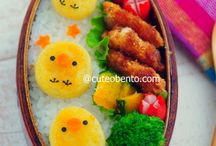 Bento box idea for kindy