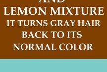 Grey hair gone