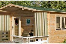 New Cosy Cabins at Meadow Lakes Holiday Park, Cornwall
