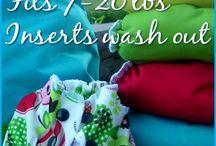 Cloth Diaper Making