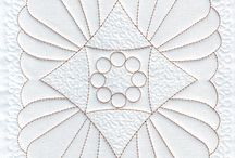 Quilting / Quilting, Trapunto, Machine embroidery designs