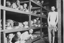 The horrors of World War II / Nazi concentration camps / The History in Pictures - The horrors of World War II / Nazi concentration camps (Konzentrationslager)