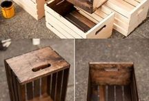 Diy wood crates