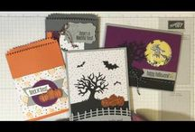 Stampin' Up! Spooky Fun / Shop for Stampin' Up! products on my website http://BeautyScraps.stampinup.net and visit my blog http://myBeautyScraps.com for ideas and inspiration!