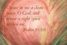 My favorite Bible verses / by Rebekah Braswell