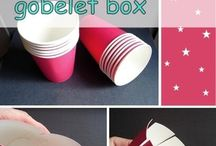 Paper Cup Crafts