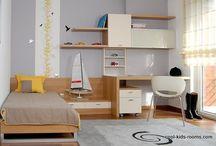 Autism Bedroom Ideas / by Sandra Bradner