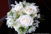 Wedding Flowers and more / Floral Design by Maya de Roo