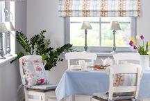 Lato w jadalni | Summer in dinning room