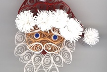 Quilling - Christmas / by Lisa Eckland