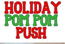 Pom Pom push