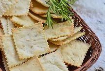 Cracker s al rosmarino