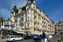 Orea Spa Hotel Palace Zvon / Orea Spa Hotel Palace Zvon****, Mariánské Lázně (Marienbad), Czech Republic   / by OREA HOTELS