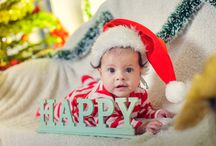Christmas photoshoots / #christmasphotoshoot #family #kids #studiophotography