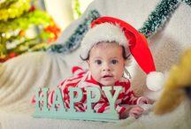 Christmas photoshoots / #christmasphotoshoot #family #kids #studiophotography