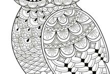 coloring pages fall