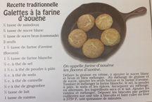 Recettes acadiennes / Cuisine ancienne