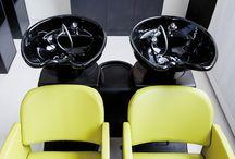 Salon backwash utilities / Basin design