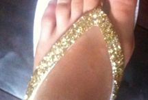 sandals / by Irene Duque