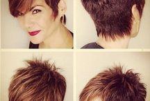 Frisuren kurzhaar