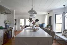 kitchens / Kitchen Inspiration and Ideas / by embellishology