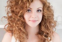 Hair Styles / Naturally curly Hair