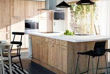 Les cuisines IKEA / Tendance et fonctionnel, découvrez l'espace cuisine revisité par IKEA