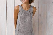 crochet women tops & dresses