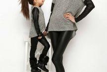 poses mãe e filha